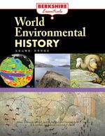 """WORLD ENVIRONMENTAL HISTORY brings together in one volume Berkshire Publishing's impressive network of environmental scientists, botanists, ecologists, sociologists, anthropologists, archaeologists, and naturalists, """"World Environmental History"""" explores how the biosphere is affected by human interventions such as climate change, deforestation, waste management, water and wind energy, population growth, ecological imperialism, and urbanization. (Part of the BERKSHIRE ESSENTIALS series)"""