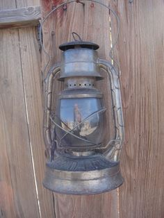 Vintage Lantern Kerosene Dietz No2 Railroad by SusieSoHoCollection, $40.00