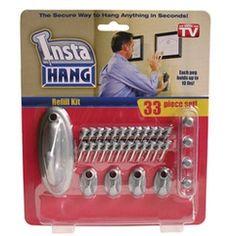 InstaHang™ Refill Kit {Stoneberry, 301 N. Bridge St., Chippewa Falls, WI}
