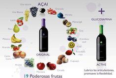 MonaVie Essential - Active Fruit