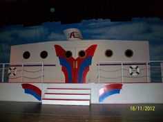 2012 Anything Goes Ship