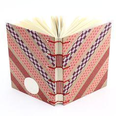 Washi tape journal