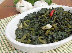 Per un contorno semplice e salutare preparate le Bietole ripassate in padella con aglio olio e peperoncino