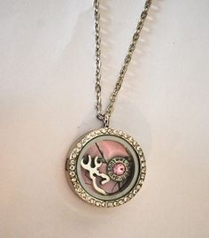Muddy Girl Camo Rings | Camo Locket Ooh browning! emmamarion.origamiowl.com