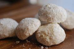 Polvorones (Puerto Rican Almond Shortbread Cookies) | Always Order Dessert