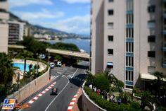 Daniil Kvyat, Red Bull, Formule 1 Grand Prix van Monaco 2015, Formule 1
