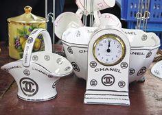 Chanel Clock