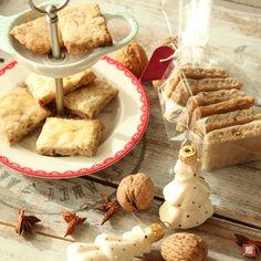 Nusskekse mit Anis, auch Freunde lieben diese Kekse.