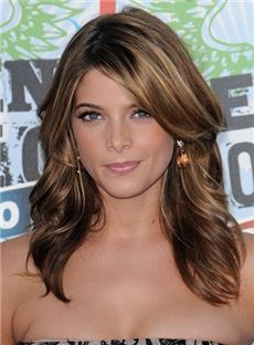 Ashley Greene - hair color