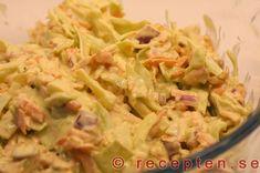 Coleslaw Lchf, Coleslaw, Guacamole, Potato Salad, Potatoes, Mexican, Vegetables, Ethnic Recipes, Food