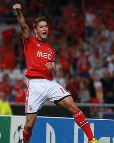 Djuricic, Benfica - Anderlecht, 2013/14
