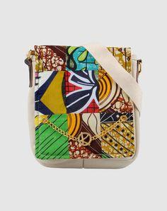 KOSHIE O.  Small fabric bag  YOOX Collection: Spring-Summer