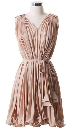 Grecian style - wear it with jeans and sandals
