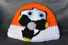 Disney's Planes Dusty Crochet Hat on Etsy, $31.95