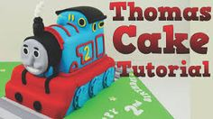 Image result for 3d thomas the tank cake ideas