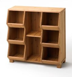 off on Stackable Wooden Cubby Storage Unit Toy Storage Bins, Toy Bins, Wood Storage, Storage Cabinets, Storage Shelves, Shelving Units, Small Shelves, Storage Boxes, Beginner Woodworking Projects