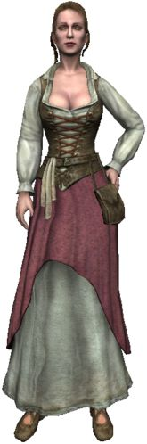 Бедная горожанка - Ведьмак Вики - Wikia