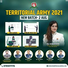 Territorial Army, Army Vest, Indian Army, Coaching, Training