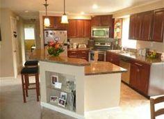 101 best Home - Split Foyer Remodel images on Pinterest | Kitchens ...