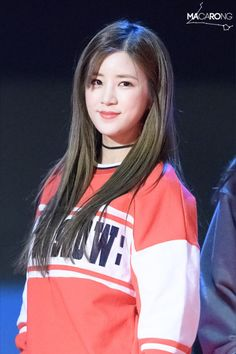 Apink - Chorong Kpop Girl Groups, Kpop Girls, Rapper, Rain Jacket, Windbreaker, Idol, Female, Park, Wallpaper