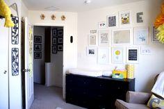 planos low cost: Pesca la imagen: dormitorio infantil / Get the look: baby room