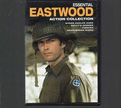 Clint Eastwood 4 Military Collection DVDs  Where Eagles Dare