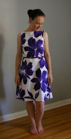 Peony Dress #diy #kollabora #dress #sewing