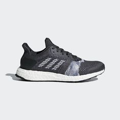 ADIDAS Ultraboost ST Sko Carbon/Ftwr White/Chalk Blue   kr. 1899,- str. 37 1/3