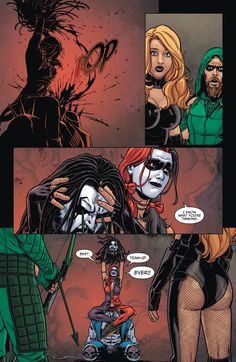 Harley Quinn has an adventure, aka best team-up EVER! - Imgur