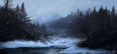 sp-winter by MiroJohannes.deviantart.com on @deviantART