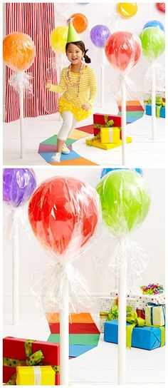 Kids party baloon decoration. Events By Vento Designs. We Go Beyond Fundraising & Corporate Events...Complete & Month-Of Wedding Services! Visit Us: www.eventsbyventodesigns.com