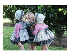 La Martinica. Classy gorgeous clothes for kids. I just bought that dress for my daughter :)