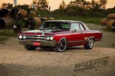 ~ 1965 Olds Cutlass ~ Year I was born ~ A great year ~