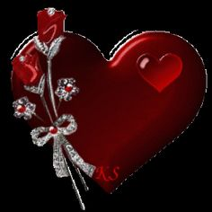 Sabrina Valentina uploaded this image to 'AMOR'. See the album on Photobucket. Heart Pictures, Love Pictures, Heart Wallpaper, Love Wallpaper, My Funny Valentine, Happy Valentines Day, Beau Gif, Animated Heart, Love Backgrounds