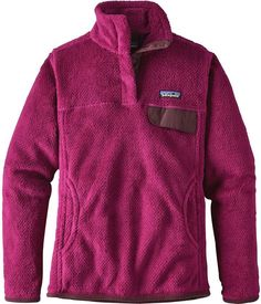 #ad. Patagonia Re-Tool Snap-T Fleece Pullover - Women's