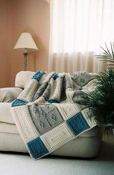 COUNTRY Blanket via Craftsy $5