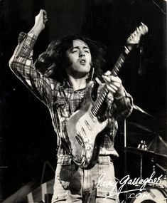 Live - Rory Gallagher | The Official Website