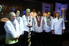 6th IFCA International chefs conference2015 was declared open by lighting the lamp! #IFCA2015 #ITCGrandChola #Chennai — with José A. Nimer Alvarez. #chefs #cook #recipes #ITC #Chennai #foodart #chefsart #finedining #chefsmeet #conference #culinary #chefstalk #kitchen #professionals #restaurants #foodculture #foodfest