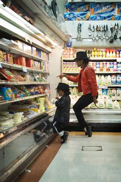 Peter Funch / Michael Jackson