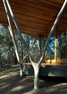Trunk House by Paul Morgan Architects - Design Milk