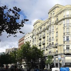 The barrio #arguelles #madrid #madridmemola #igersmadrid #madriz