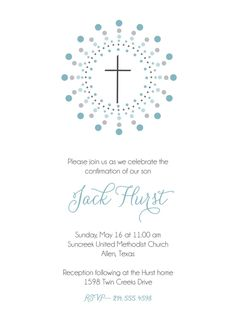 boy communion invitation | invitation. First Communion invitation, Baptism invitation ...