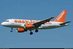 G-EZFX easyJet Airbus A319-111