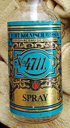 Vintage label -- Gramma K