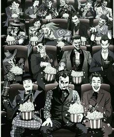 Ok son show us whaccha got! - Humor Photo - Humor images - Ok son show us whaccha got! The post Ok son show us whaccha got! appeared first on Gag Dad. Le Joker Batman, Der Joker, Joker Comic, Joker Art, Batman Art, Joker And Harley Quinn, Heath Ledger Joker, Batman Robin, Fotos Do Joker