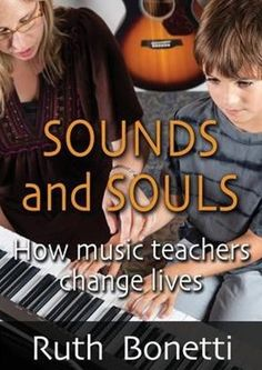 This book is a shining tribute to the inspiration that music teachers can bring into the lives of their students Sounds and Souls; gives teachers useful insights to: Motivate, retain & inspire students; Understand learning styles and personalities; Make technique palatable & create a sense of rhythm; Prepare students for examinations and recitals; Help students handle criticism; Handle stress and deadlines with 'Me' time. Visit to find out more!