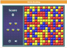 Cool Math Bricks Breaking Is An Exciting Strategy From Knowledge Adventure The Maker Of Award Winning Educational For Kids