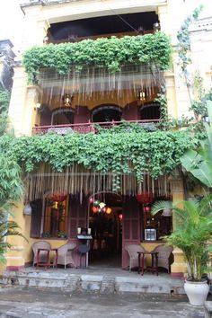 Vietnam, Hoi An, The Nam Hai Hotel