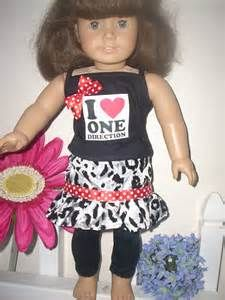 one direction clothes for american girl dolls - Bing Images