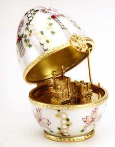 Imperial Gatchina Palace Surprise Egg